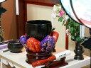 【おりんセット】[仏具] 大徳寺りんセット 4.0寸【送料無料(北海道/沖縄離島除く)】