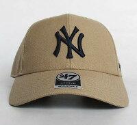 47Brand/フォーティーセブンメッシュキャップ帽子MVPNewYorkYankeesニューヨーク・ヤンキースアメカジファッションメンズレディースぼうしハット
