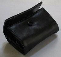 BENDAVISベンデイビス三つ折り財布/ミニウォレット(小銭入れ付)男女兼用カラー:BLACKメンズ/レディース
