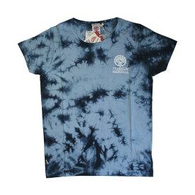 FRANKLIN & MARSHALL (フランクリン&マーシャル)染め ロゴプリント Tシャツ (ボクサーパンツ/男性下着) ネイビー