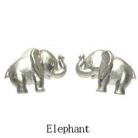 【送料無料】ゾウピアス アニマル 動物 プラチナ900 エレファント ギフト 誕生日 プレゼント ぞう 象結婚記念 彼女 ピアス プラチナ 自分ご褒美