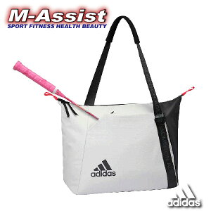 【Super Sale SS P5倍】 ADIDAS BG940711 RACKET BAG shoulderbag ADIDAS祭 テニス祭 ショルダーバッグ ラケットバッグ ラケバ アディダス エムアシスト