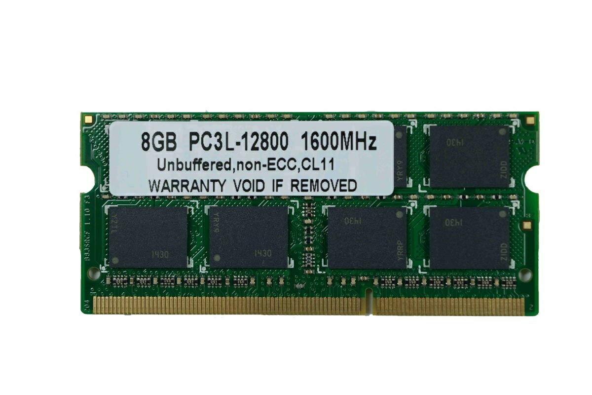 8GB PC3L-12800 DDR3L 1600 204pin SODIMM PCメモリー 【相性保証付】