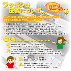 バドミントンエンブレム(badminton)日本国旗デザイン!世界大会や五輪、日本代表応援ワッペン