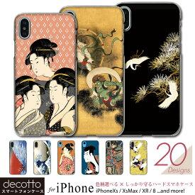 iPhone 対応 スマホケース 【風神雷神/縁起物/龍/浮世絵 シリーズ 】 ハード クリアケース iPhone5/6/7/ iPhone8 / iPhoneXS/X ( iPhone10 ) / iPhone11 / iPhone11Pro / 11 Pro Max / iPhoneSE (2020 第二世代) に対応 case-pc st15