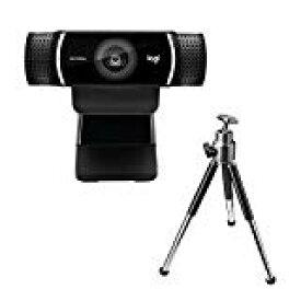 Webカメラ ロジクール Pro Stream Webcam C922n ブラック ポスカ付