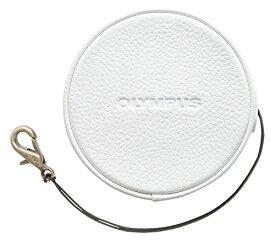 レンズジャケット オリンパス LC-60.5GL WHT ホワイト ポスカ付