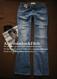 1955新品★アバクロンビー&フィッチ Abercrombie&Fitch★ヴィンテージデニム911 MADISOM STRETCH★00S★WOMENS ジーンズ