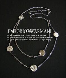 2427新品★エンポリオアルマーニ EMPORIO ARMANI★ネックレス★袋付★WOMENS★