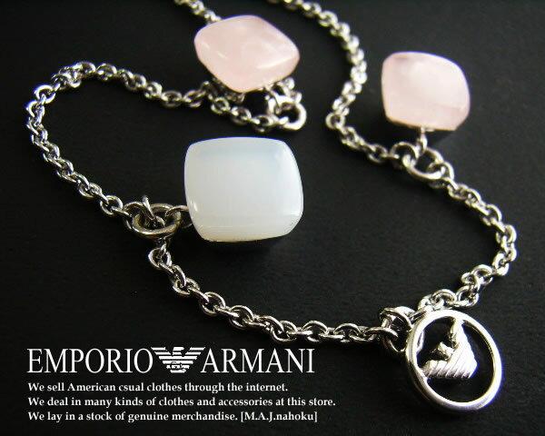 1224新品★エンポリオアルマーニ EMPORIO ARMANI★ネックレス★袋付★WOMENS★