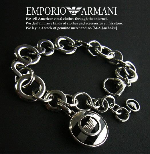 1231新品★エンポリオアルマーニ EMPORIO ARMANI★ブレスレット★袋付★WOMENS★