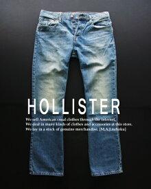 2445-6新品★ホリスター HOLLISTER★ヴィンテージデニム2102 BOOT★MENS★