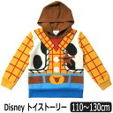 ウッディ 長袖 裏起毛 パーカー 110cm 120cm 130cm 42ウッディ 332109124 332104056 Disney Pixar ディズニーピクサー トイストーリー …