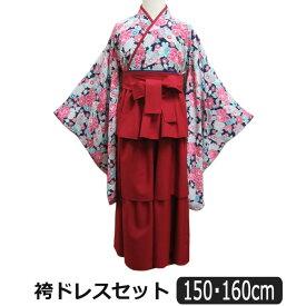 c6c6e8fcac016 袴ドレス フォーマル 卒業式 150cm 160cm 9000レッド 363756051 MARIARJUE マリアージュ 宅配便送料