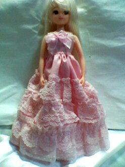 原始物手製玩偶服R布萊思禮服