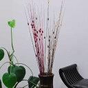 アジアン造花 木の実のような飾りが付いたカラープランツ typeB 【バリ島直輸入 バリ雑貨 アジアン雑貨 フラワーデコレーション ディス…