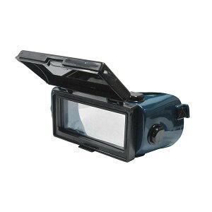 簡易溶接用ゴーグル 溶接メガネ 溶接面 遮光式ゴーグル