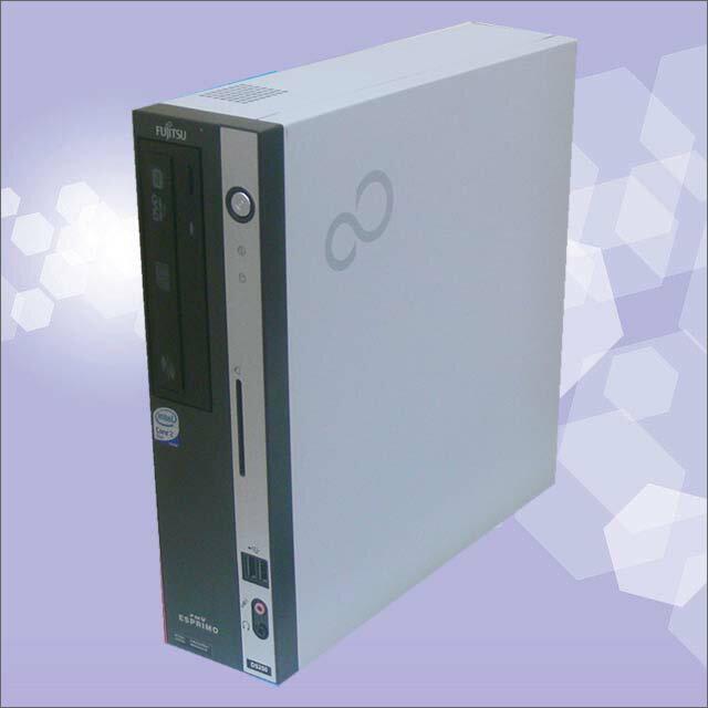 中古パソコン Windows7-Pro搭載!富士通 FUJITSU ESPRIMO-D551/D【中古】 Core i3-2120 3.3GHz/4096MB/250GB DVDスーパーマルチ Windows7-Pro セットアップ済み【WPS Officeインストール済み】【中古デスクトップPC】◎【推】