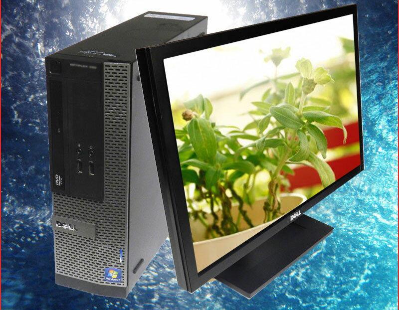 【中古デスクトップPC】Windows7Pro-64bit搭載!23インチ液晶セットDELL Optiplex 7010SFFCore i5-3470プロセッサー 3.2GHzメモリ16GB HDD500GBDVDスーパーマルチ【KingSoft Officeインストール済み】