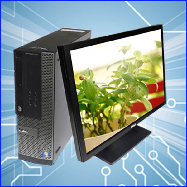 中古デスクトップPC Windows7Pro-64bit搭載 23インチ液晶セット DELL Optiplex 7010SFF【中古】 Core i5-3470プロセッサー 3.2GHz メモリ8GB HDD500GB DVDスーパーマルチ KingSoft Officeインストール済み
