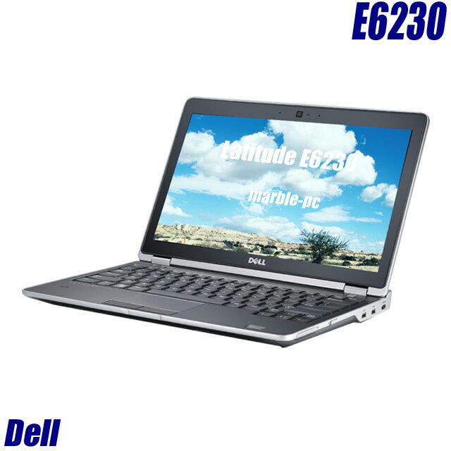 Dell Latitude E6230 【中古】高速SSD128GB メモリ4GB Windows10-HOME(MAR) コアi5(2.60GHz) 無線LAN内蔵 中古パソコン WPS Officeインストール済み 12.5インチ液晶 モバイルPC 中古ノートパソコン