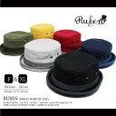 【あす楽対応】 RUBEN/ルーベンSWEAT PORK PIE HAT/大きいサイズ対応 スウェット ポークパイハットメンズ レディース 帽子 全6色 FRE...