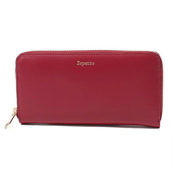 repetto レペット M0395BX Portefeuille Wallet レザー ラウンドファスナー長財布 カラー1197/Karma レディース