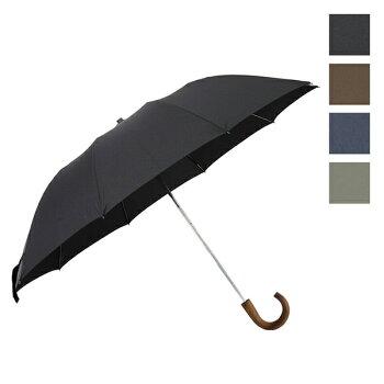 FOXUMBRELLASフォックスアンブレラTEL1MAPLECROOK折り畳み傘雨傘パラソル雨具カラー4色メンズ
