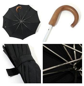 【エントリーでポイント10倍★〜10/239:59】FOXUMBRELLASフォックスアンブレラTEL1MAPLECROOK折り畳み傘雨傘パラソル雨具カラー4色メンズ