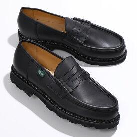 PARABOOT パラブーツ 099412 REIMS ランス ローファー レザーシューズ MARCHE NOIR-LISNOIR 靴 メンズ
