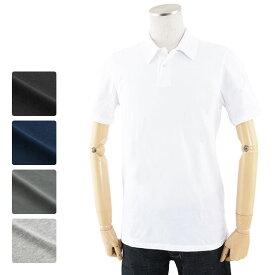 three dots スリードッツ BO1P 647 半袖 ポロシャツ ショートスリーブ カットソー 無地 コームドコットン カラー5色 メンズ