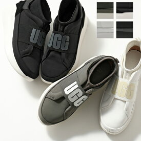 UGG アグ 1095097 W NEUTRA ネオプレン ロゴバンド スリッポン ニュートラ スニーカー シューズ 軽量 4色 靴 レディース
