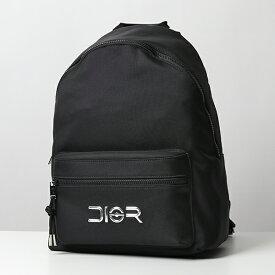 "Dior ディオール 1PEBA064 YPR ""DIOR AND SORAYAMA"" ナイロン バックパック リュック デイパック Noir-Multi/ブラック メンズ"