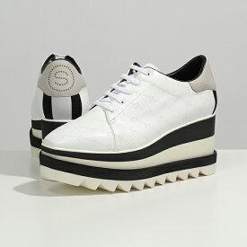 STELLA McCARTNEY ステラマッカートニー 558868 W088L 9087 モノグラム 厚底 オックスフォード シューズ シャークソール 靴 レディース