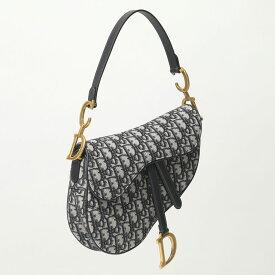 Dior ディオール M0446CTZQ 928U キャンバス ハンドバッグ ジャガードロゴ 928/Bleu-Multic 鞄 レディース
