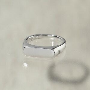【500円OFFクーポン対象!12月1日限定】TOMWOOD トムウッド R76SHNA 01 Knut Ring シルバー925 ノット リング 指輪 SILVER メンズ