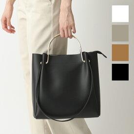 MARCO BIANCHINI マルコビアンキーニ 1348 BIG カラー4色 All Ruga レザー トートバッグ バッグインバッグ付き 鞄 レディース