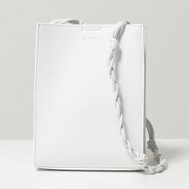 【2,000円OFFクーポン対象!4月1日限定】JILSANDER ジルサンダー JSPQ850173 WQB69110N 100 TANGLE SM レザー ショルダーバッグ ハンドバッグ 鞄 レディース