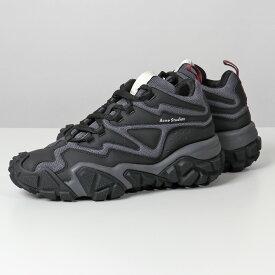 Acne Studios アクネストゥディオズ BOLZTER BENSEN M ハイカット スニーカー シューズ 靴 BLACK メンズ