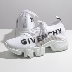 【2,000円OFFクーポン対象!11月1日限定】GIVENCHY ジバンシィ BH002CH0LN JAW SOCK SNEAKERS LOW スニーカー シューズ ソックススニーカー 靴 100/WHITE メンズ