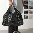 jack gomme ジャックゴム 1141 WALLI カラー4色 LIGHTシリーズ 軽量 コーティング ボストンバッグ ポーチ付き 鞄 レデ…