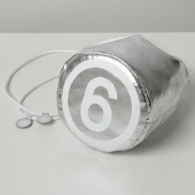 MM6 Maison Margiela エムエムシックス メゾンマルジェラ S41WG0061 P3630 ロゴ バケット バッグ ショルダーバッグ ハンドバッグ 鞄 T9002 レディース