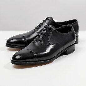 JOHN LOBB ジョンロブ PHILIP 2 MUSEUM M/W 506180L フィリップ レザー レザーシューズ ドレスシューズ 革靴 ビジネス BLACK 靴 メンズ