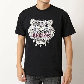 KENZO ケンゾー FA65TS0654YV VARSITY TIGER T-SHIRT オーバーサイズ Tシャツ タイガー 刺繍 半袖 クルーネック 99 メンズ