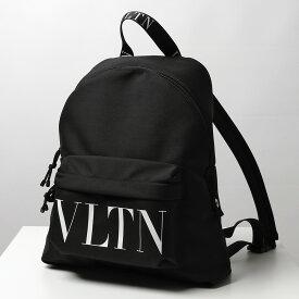 VALENTINO VLTN ヴァレンティノ UY2B0993YHS UY0B0993YHS ナイロン バックパック リュック デイパック 鞄 0NI ブラック メンズ