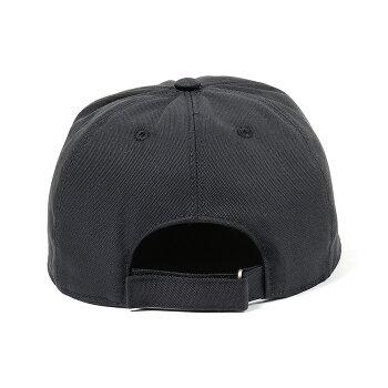 GIVENCHYジバンシィBPZ001K0CECAPFLATPEAKロゴベースボールキャップ帽子001/BLACKメンズ