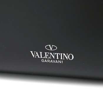 VALENTINOヴァレンティノQY2B0686WJWVLTNトートバッグロックスタッズ0NI/ブラック