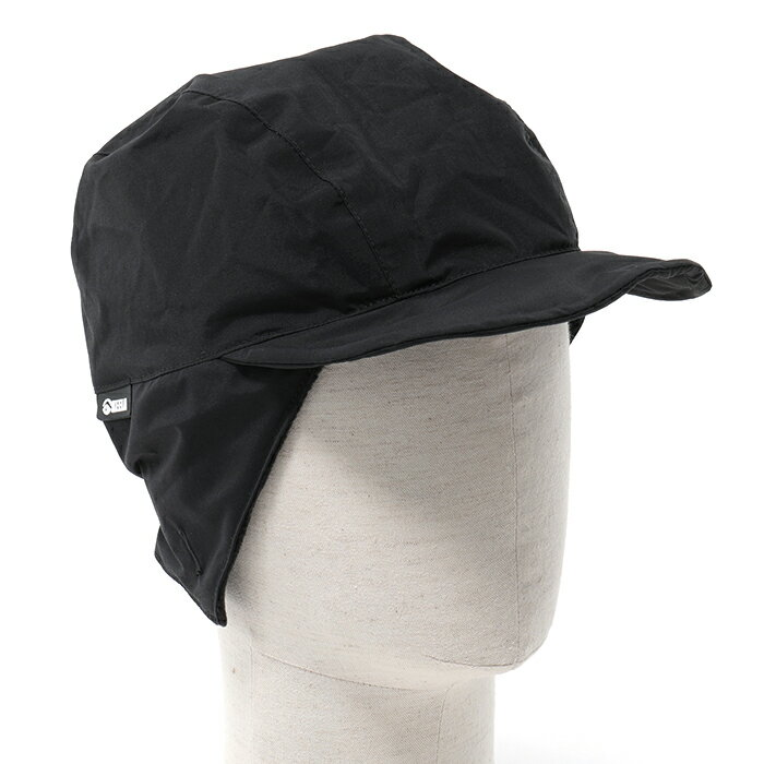 KEELA キーラ Pola cap ナイロン キャップ 帽子 Black
