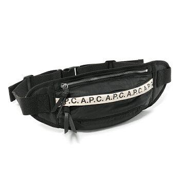 APCA.P.C.アーペーセーPAACLH62097bananeluclleボディバッグウエストバッグNOIRユニセックス