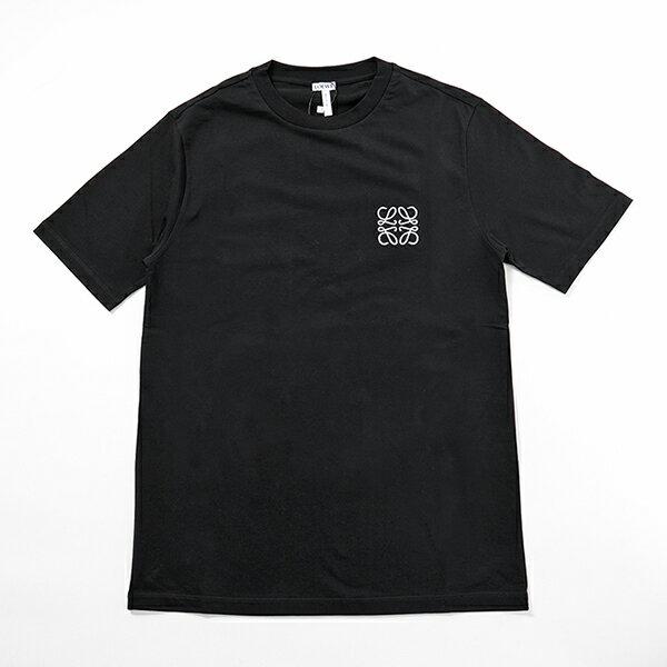 LOEWE ロエベ H2179680CR クルーネック 半袖 Tシャツ カットソー 丸首 1100 メンズ